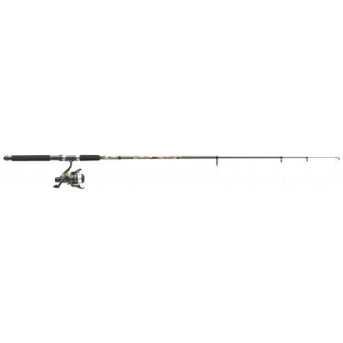 Удилище телескопическое с катушкой Mitchell COMBO TANAGER CAMO T-270 15/40
