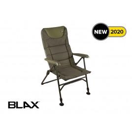 Крісло рибацьке з підлокотниками Carp Spirit BLAX CHAIR RELAX - ACS520038