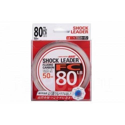 Флюорокарбон LineSystem SHOCK LEADER FC 30 25LB
