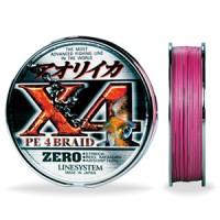 Шнур плетеный LineSystem AORIIKA PE X4 240M # 0.6