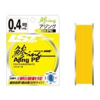 Шнур плетеный LineSystem AJING PE #0.4 75m