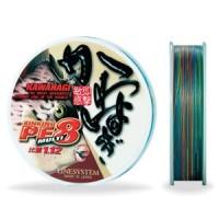 Шнур плетеный LineSystem KAWAHAGI PE X8 200m #0.6