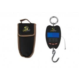 Електронні ваги для вимірювання улову Carp Spirit DIGITAL SCALE 50KG