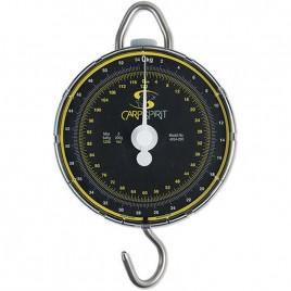 Механічні ваги для вимірювання улову Carp Spirit SCALE 54KG