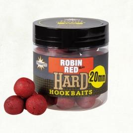 Бойлы насадочные Hard Hook Baits - Robin Red 20mm