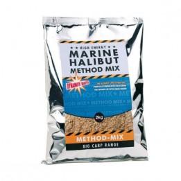 Сухой корм Dynamite Baits Marine Halibut Method Mix 2kg DY107