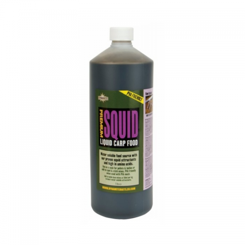 Ликвид Dynamite Baits Liquid Squid 1 L DY338