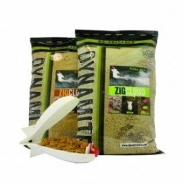 Zig cloud - Muddy Mix 2kg сухой корм Dynamite Baits - DY980
