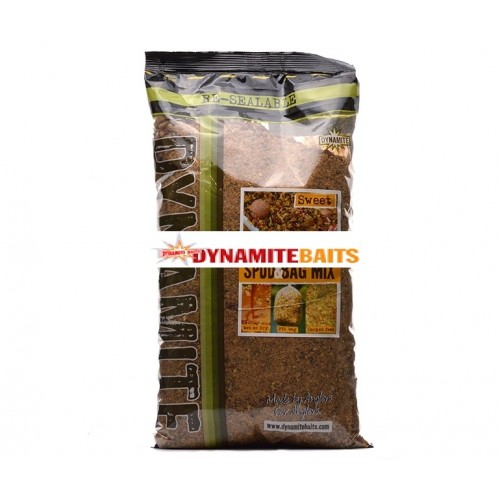 Зерновая прикормка Dynamite Baits Spod & Bag Mix - Sweet 2kg  - DY983