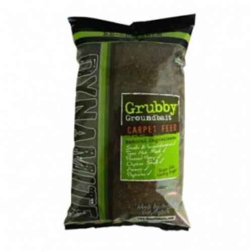 Cухой корм Dynamite Baits Grubby Insect Carpet Feed 2kg