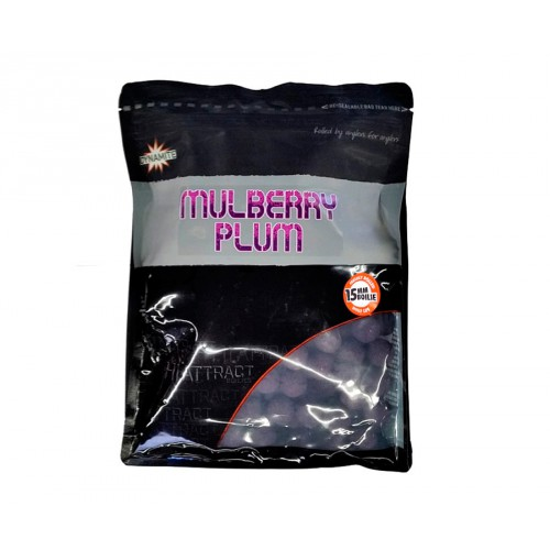 Бойлы Dynamite Baits Mulberry Plum Hi-Attract 20mm 1kg DY1011