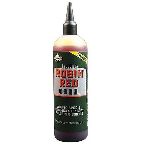 Ликвид Dynamite Baits Evolution Oile Robin Red 300ml - DY1234