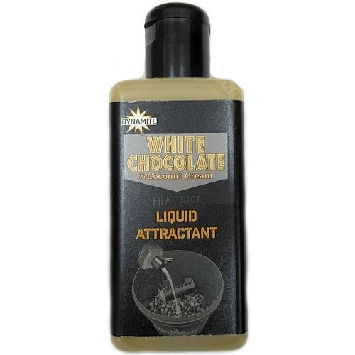 Ароматизатор DYNAMITE BAITS White Chocolate & Coconut Cream Liquid, 250ml