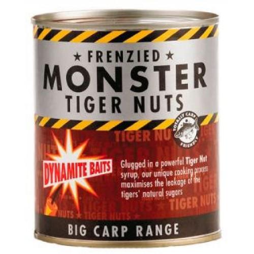 Консервированные орехи Frenzied Tiger Nuts Can 800g