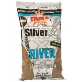 Прикормка DYNAMITE BAITS Silver X River - Original 1kg