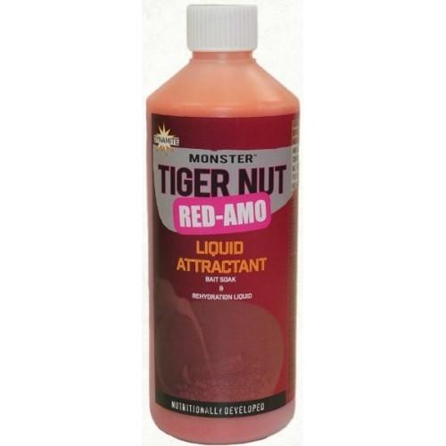 Ликвид Dynamite Baits Monster Tiger Nut RED-AMO Rehydration Liquid 500ml DY377
