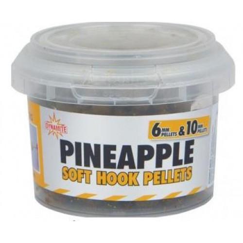 Пеллетс Dynamite Baits Pineapple (Ананас)  soft hook pellet 6mm & 10mm - DY434