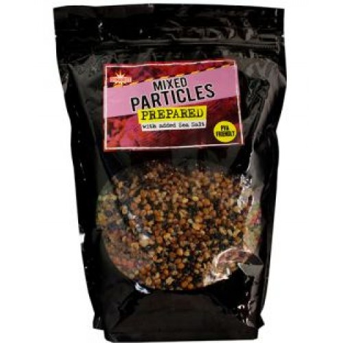 Зерновая прикормка Dynamite Baits Prepared Mixed Particles 1.5KG POUCH - XL600