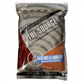 Базовый Микс Dynamite Baits Source base mix & Liquid Kit 1kg - DY058