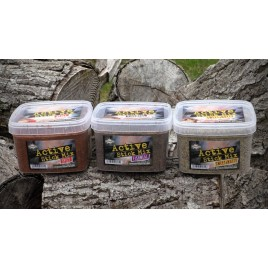 Стик Микс Dynamite Baits Xtra Active Stick Mix Fishmeal 650g - DY1215