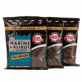 Пеллетс Dynamite Baits Drilled Marine Pellet 14mm 350g - SMDY094
