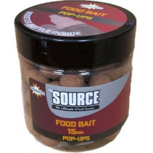 Бойлы плавающие DYNAMITE BAITS The Source - Foodbait Pop-Up 20mm - DY112