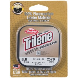 Флюорокарбон Berkley Trilene ETFFS38-15 TL FLUOR .38MM 150M CLR
