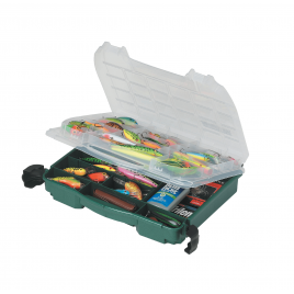 Ящик PLANO 395010 DBL COV ER DEEP TACKLE BOX (29,8х36,8х16,8 см)