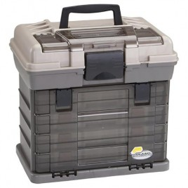 Ящик Plano Guide Series Stowaway Rack Tackle Box System 4-х поличковий 16,5x12x16 см (137401)
