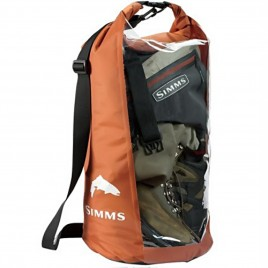 Рюкзак Simms Dry Creek Roll-Top Backpack Sterling One Size