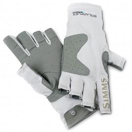 Перчатки Simms Solarflex Guide Glove Grey