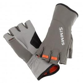 Перчатки Simms ExStream Half Finger Glove Dark Gunmetal M