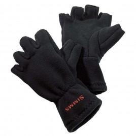 Перчатки Simms Freestone Half-Finger Glove Black