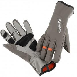 Перчатки Simms ExStream Flex Glove Dk Gunmetal