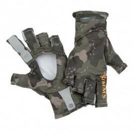 Перчатки Simms SunGlove Camo