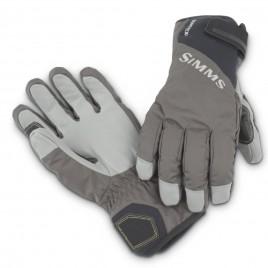 Перчатки Simms Prodry Glove Charcoal