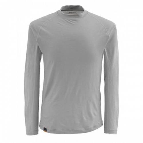 Блуза Simms Montana Wool Core Crewneck Pebble Multi-Colour L