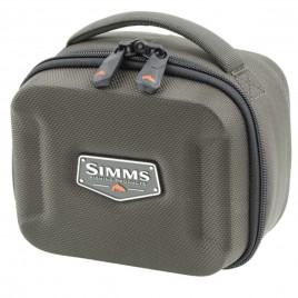 Чехол для катушки Simms Bounty Hunter Reel Case Small Coal S