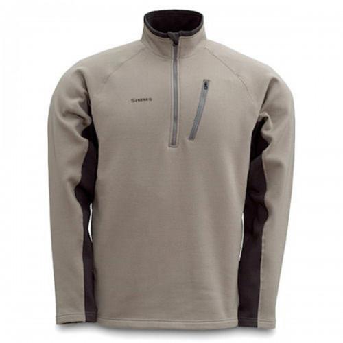 Блуза Simms Guide Fleece Top Sterling/Coal XL