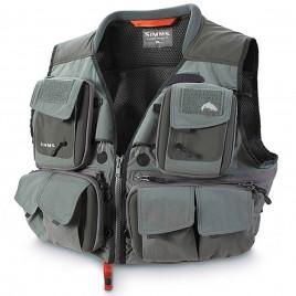 Жилет Simms G3 Guide Vest Gunmetal