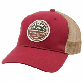 Кепка Simms Patch Trucker Cap Malbec