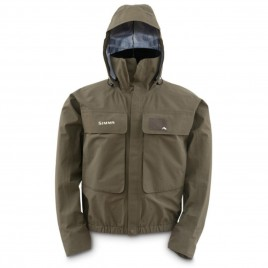 Куртка Simms Classic Guide Jacket Black/Olive S