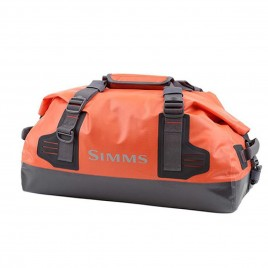 Сумка Simms Dry Creek Duffel S Bright Orange One Size