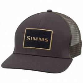 Кепка Simms High Crown Trucker Bark