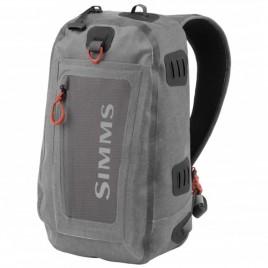 Водонепроницаемая сумка Simms Dry Creek Z Sling Pewter