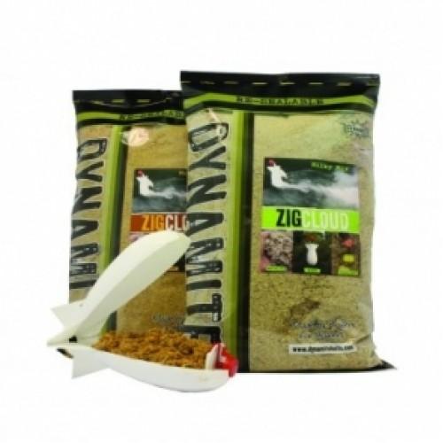 Zig cloud - Milky Mix 2kg сухой корм Dynamite Baits - DY981