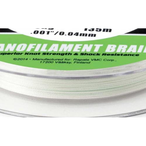 Шнур Sufix Nano Braid 135m 0.10mm/11lb/5.0kg/Aqua Camo