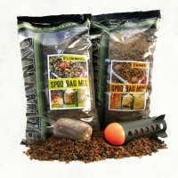 Зерновая прикормка Dynamite Baits Spod & Bag Mix Fishmea 2kg - DY982