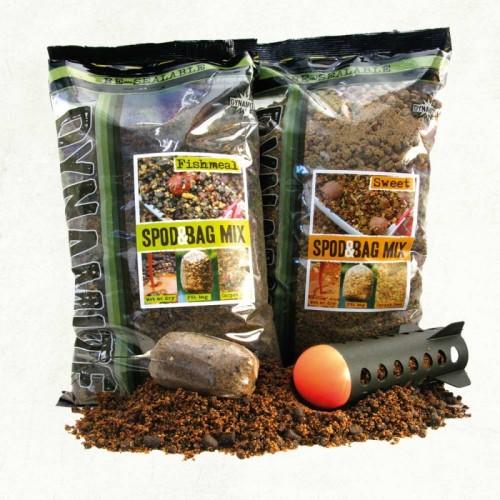 Зерновая прикормка Dynamite Baits Spod & Bag Mix Fishmea 2kg - DY982