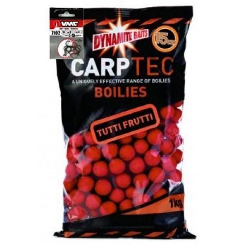 Бойлы Dynamite Baits CT Tutti Frutti 15mm 1kg + крючок карповый VMC 7102 BN (10 шт)